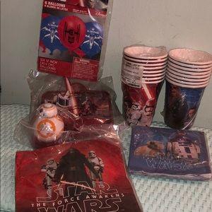 Star Wars Party Supplies
